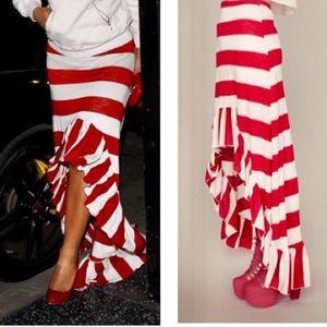 NWOT, Woodleigh, High-Low, Ruffle Skirt!